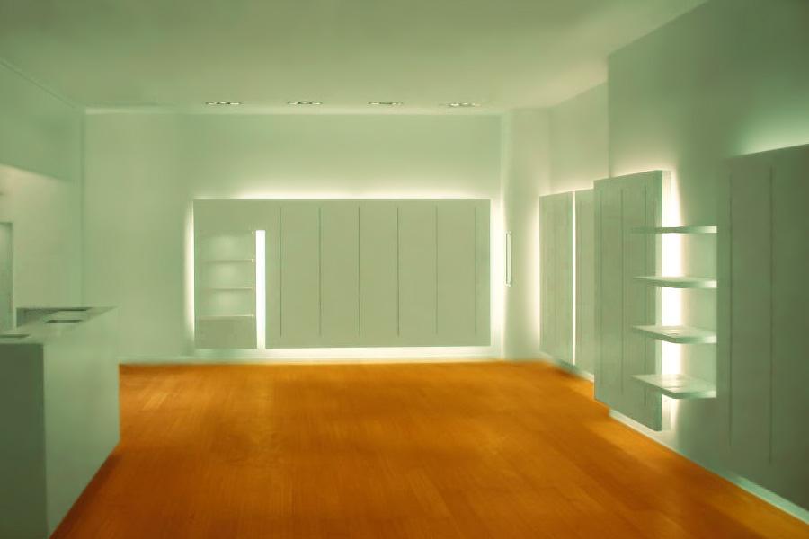 Fabricación e instalación de mobiliario comercial