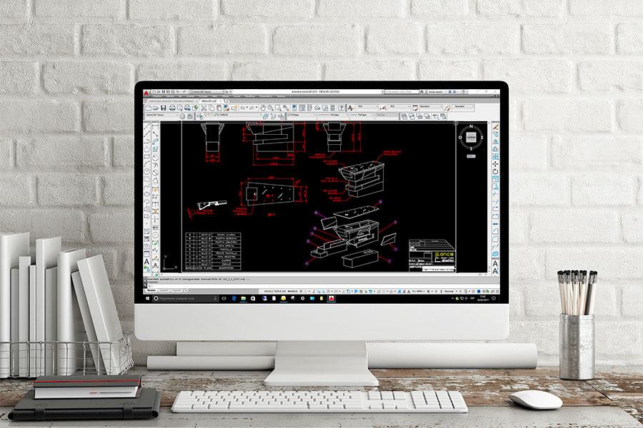 Proyecto y desarrollo técnico